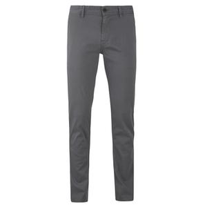 BOSS Orange Men's Schino Slim Trousers - Grey