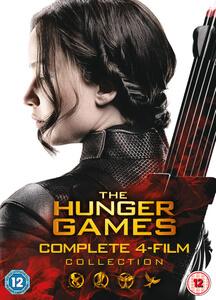 The Hunger Games La collection complète 4 films