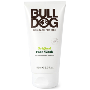 Bulldog Original Face Wash 150ml: Image 1