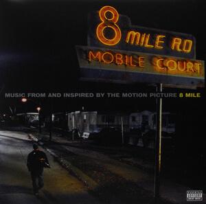 8 Mile - The Original Soundtrack OST (2LP) - Black Vinyl