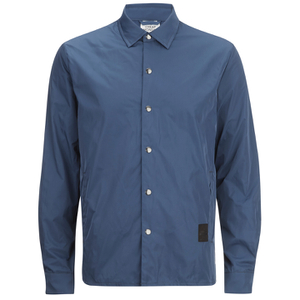 Cheap Monday Men's Coach Nylon Jacket - Daft Blue