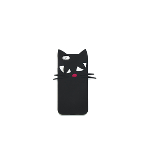 Lulu Guinness Women's Kooky Cat iPhone 6 Case - Black