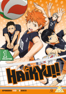 Haikyu!! Season 1 Collection 1 - Episodes 1-13