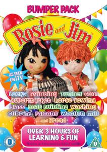 Rosie and Jim - Bumper Pack 1