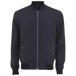 Versace Collection Men's Zipped Jacket - Navy