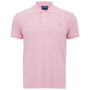 GANT Men's Original Pique Polo Shirt - Soft Rose