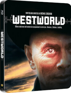 Westworld - Limited Edition Steelbook (UK EDITION)