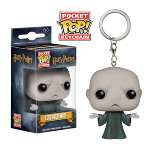 Porte-Clef Pocket Pop! Voldemort - Harry Potter