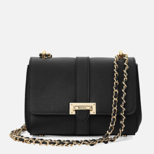 Aspinal of London Women's The Lottie Bag - Black