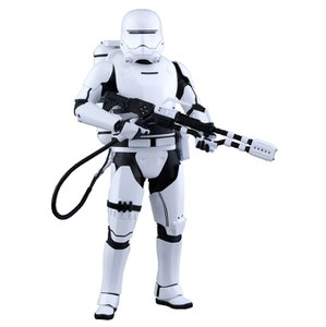 Star Wars Episode VII Figura Movie Masterpiece 1/6 First Order Flametrooper