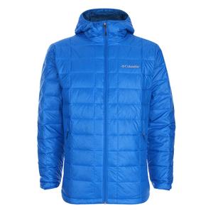 Columbia Men's Trask Mountain 650 Down Jacket - Hyper Blue