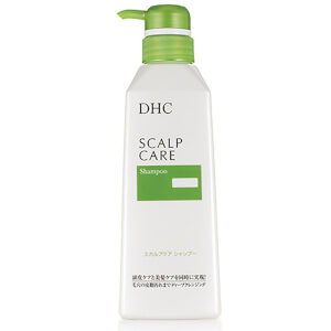 DHC Scalp Care Shampoo (550ml)