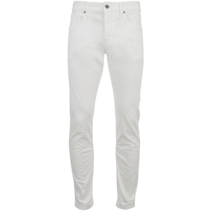 Scotch & Soda Men's Ralston Slim Jeans - White