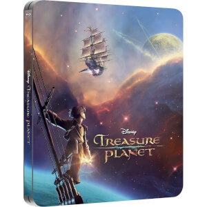 Der Schatzplanet - Zavvi exklusives (UK Edition) Limited Edition Steelbook