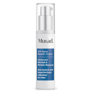 Murad Advanced Blemish & Wrinkle Reducer trattamento anti-rughe e imperfezioni 30 ml