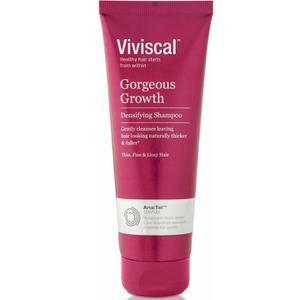 Viviscal, шампунь, делающий волосы более густыми