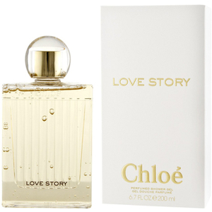 Chloé Love Story Shower Gel (200ml)