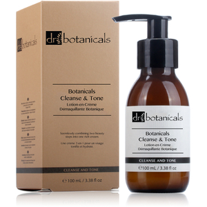 Dr Botanicals Cleanse and Tone Cream (100ml)