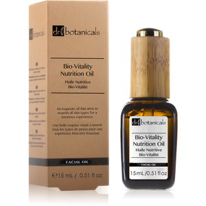 Dr Botanicals Bio-Vitality Nutrition Oil (15 ml)