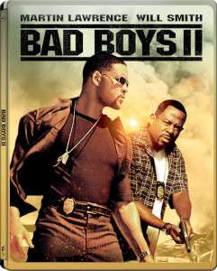 Bad Boys II - Steelbook d'édition limitée exclusive Zavvi