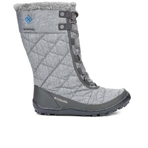 Columbia Women's Minx Quilted Boot - Quarry