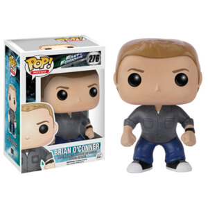 Fast and Furious Brian OConnor Funko Pop! Figur