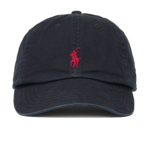 Polo Ralph Lauren Men's Classic Sports Cap - Black