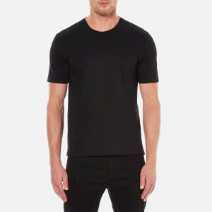Versace Collection Men's Crew Neck T-Shirt - Black