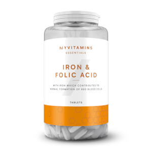 Iron & Folic Acid Tablets