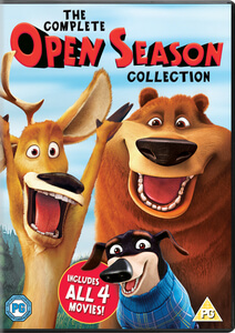 Open Season - Complete 1-4