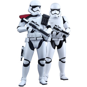 Figurines Stormtrooper -Star Wars VII 28cm- Hot Toyz
