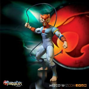 Mezco Toys ThunderCats Tygra 14 Inch Figure