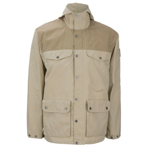 Fjallraven Men's Greenland Jacket - Cork/Sand