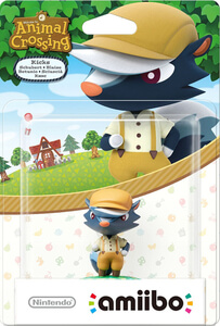 Figura Amiibo Betunio - Animal Crossing