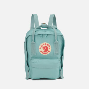 Fjallraven Women's Kanken Mini Backpack - Sky Blue