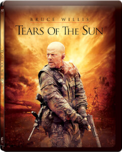 Tears of the Sun - Zavvi Exclusive Limited Edition Steelbook (Limited to 2000 Copies) (UK EDITION)