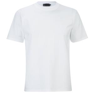 Armor Lux Men's Basic Crew Neck T-Shirt - White