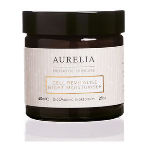 Aurelia Probiotic Skincare Cell Revitalise notte idratante 60ml