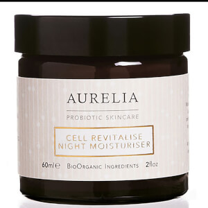 Aurelia Probiotic Skincare Cell Revitalise Night Moisturiser krem nawilżający na noc 60 ml