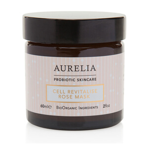 Aurelia Probiotic Skincare Cell Revitalise Rose Mask 60ml