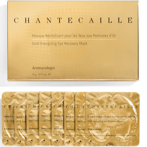 Chantecaille Gold Energizing Eye Recovery Mask (8 Pack)