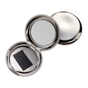 Коробочка дляч теней Chantecaille The Pebble Refillable Compact