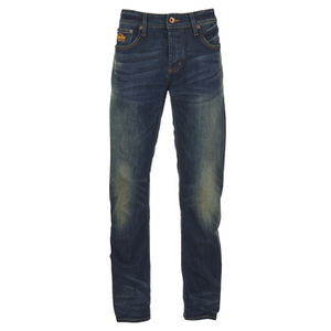Superdry Men's Copperfill Loose Fit Jeans - Antique Vintage