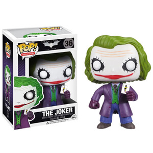 DC Comics Batman The Dark Knight The Joker Figura Pop! Vinyl