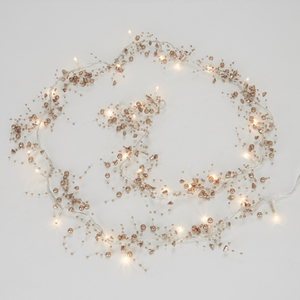 Bark & Blossom Tiffany Pearl Light Garland