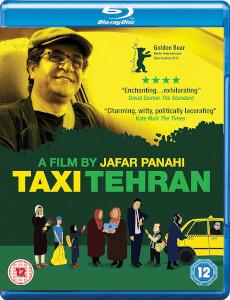 Taxi Tehran Bluray