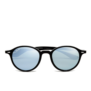 Ray-Ban Round Classic Sunglasses 49mm - Black
