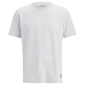 Carhartt Men's Short Sleeve State Back Print T-Shirt - Ash Heather Grey