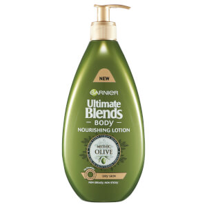 Loción nutritiva Ultimate Blends Nourishing Lotion de Garnier Body (400 ml)