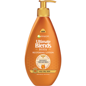 Loção Reparadora Corporal Body Ultimate Blends da Garnier (400 ml)